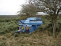 Agricultural machinery on Lullington Heath - geograph.org.uk - 1530774.jpg