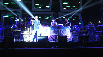 A.G.Trio - Image: Agtrio live in South Korea