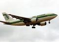 Air Afrique A310 TU-TAE LGW 1994-8-7.png
