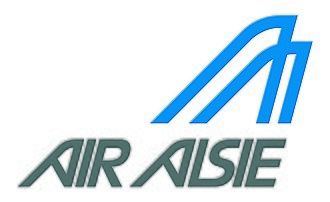 AirClub - Air Alsie's official company logo.