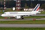 Air France, F-GRXA, Airbus A319-111 (42688177500).jpg