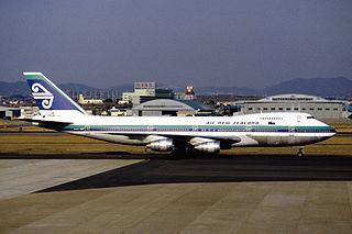 Air New Zealand Flight 24