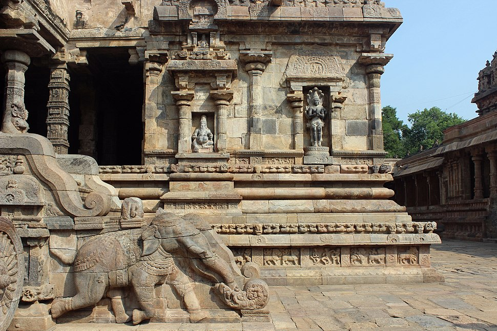 Airavateswara Temple, Darasuram in Thanjavur District