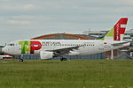Airbus A319-100 TAP Portugal (TAP) CS-TTR - MSN 1756 - Named Soares dos Reis (9738928401).jpg
