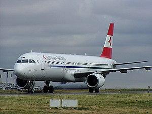 Airbus A321-111 - Austrian Airlines - 001.jpg