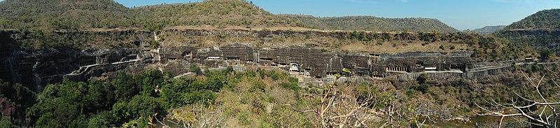 アジャンター石窟群の画像 p1_1