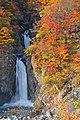Akamizu Falls 2012-11-22 (8210622376).jpg