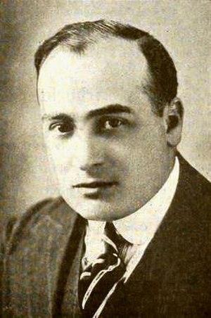 Al Lichtman - Lichtman in 1919