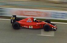 1990 ferrari #1 scuderia ferrari 641