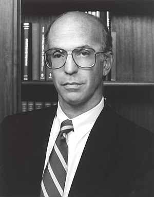 Alan Blinder - Alan S. Blinder during his term as Vice Chairman of the Federal Reserve, 1994-1996