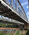 Albert Bridge Brisbane from Chelmer side of the river 02.jpeg