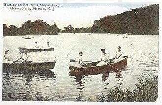 Pitman, New Jersey - Alcyon Lake