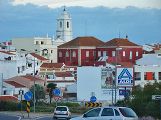 Alcantarilha Civil parish in Algarve, Portugal