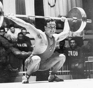 Aleksandr Kurynov - Aleksandr Kurynov at the 1960 Olympics