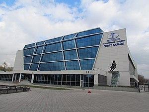 арена Усть-Каменогорска