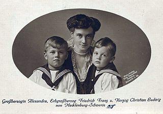Duke Christian Louis of Mecklenburg German noble