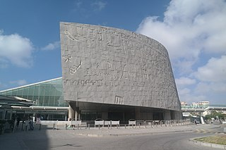 Bibliotheca Alexandrina Major library and cultural center in Alexandria, Egypt