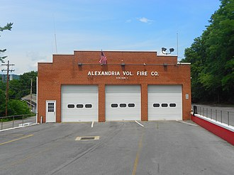 Alexandria, Pennsylvania - Image: Alexandria PA Fire Department