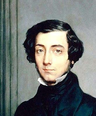 Liberal conservatism - Alexis de Tocqueville