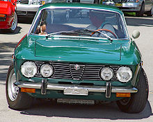 Alfa Romeo 105 115 Series Coupes Wikipedia