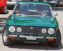 Alfa Romeo 105/115 Series Coupés - Wikipedia, the free encyclopedia