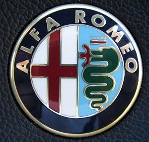 Biscione - Image: Alfa Romeo 159 2.4 JTDM (3556722042)
