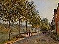 Alfred Sisley - June Morning in Saint-Mammès - Google Art Project.jpg