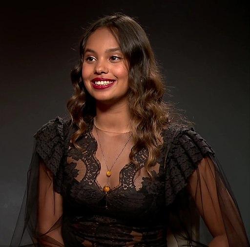 Alisha Boe in 2018