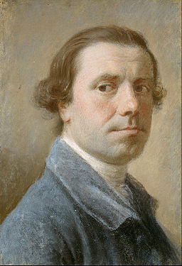 Allan Ramsay - Allan Ramsay, 1713 - 1784. Artist (Self-portrait) - Google Art Project