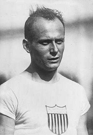 Allen Woodring - Allen Woodring at the 1920 Olympics