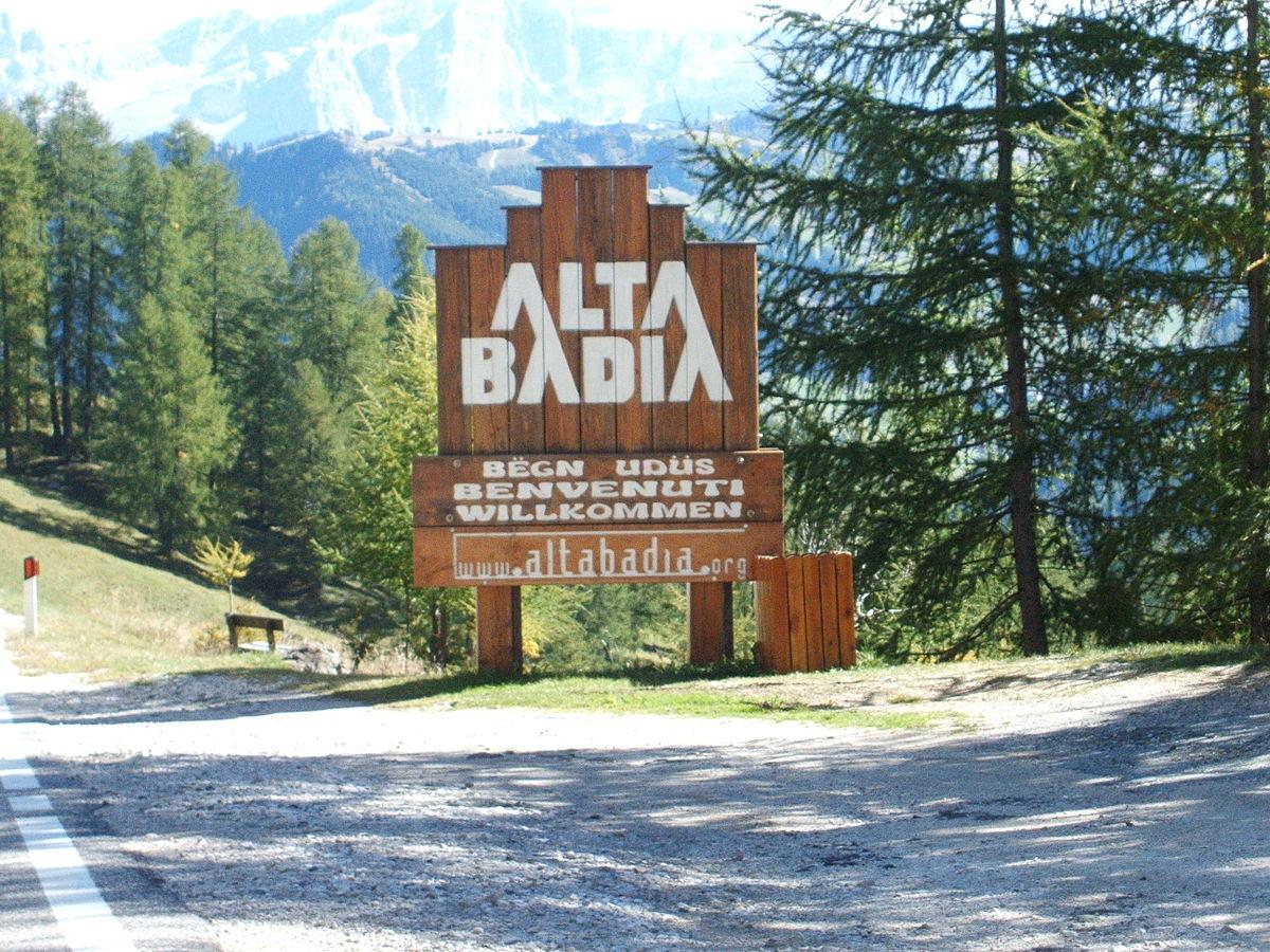 Southwest >> Alta Badia - Wikipedia