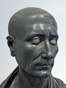 Grüner Caesar, frühes 1. Jahrhundert n. Chr., Antikensammlung Berlin (Quelle: Wikimedia)