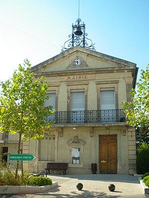 Althen-des-Paluds - Image: Althen Mairie