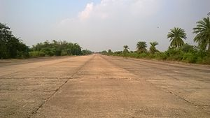 RAF Amarda Road - Amarda Road Airstrip