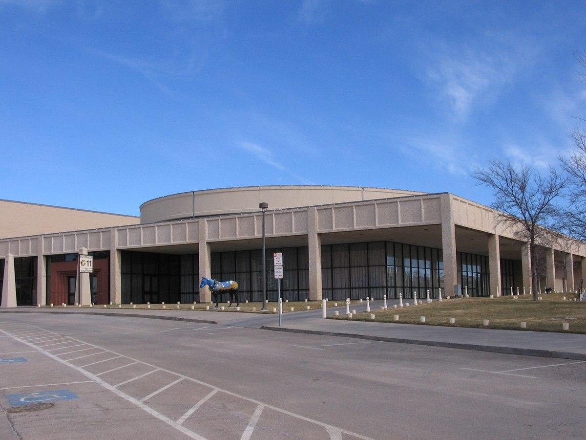 Amarillo Civic Center Meeting Room