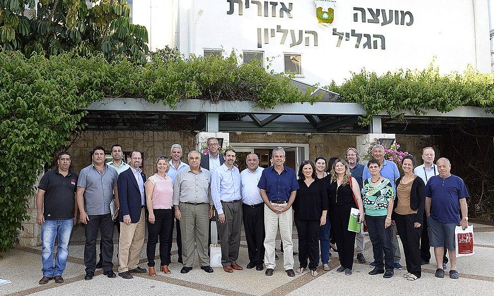Ambassador's visit to the upper Galilee (26556512575)
