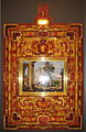 Amber frame with florentine mosaic Taste (modern reconstruction) 01.JPG