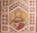 Ambrogio lorenzetti, santo con libro e scettro, 1330-1340 ca., da sala capitolare di s. francesco 2.JPG