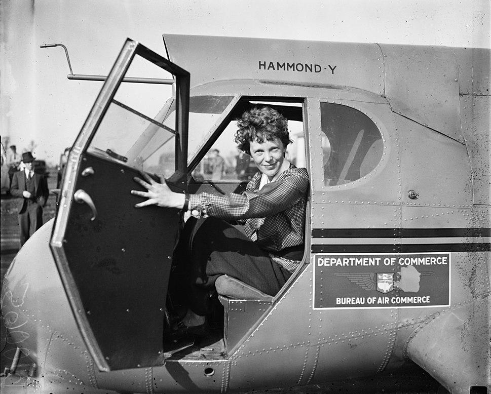 Amelia Earhart LOC hec.40747
