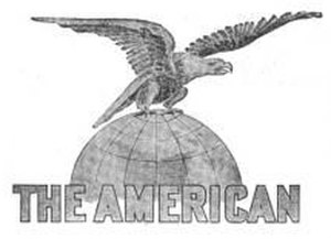 American Motor Car Company - Image: American auto 1906 logo