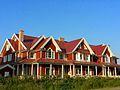 Amerikanische Landhausvilla in Haltern am See, Rückseite - panoramio.jpg