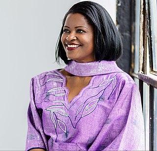 Amina Gerba Cameroonian-Canadian entrepreneur