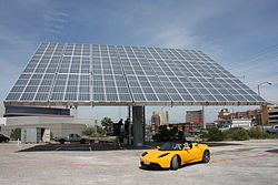 Concentrated Photovoltaic Systems