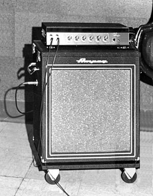 Ampeg Portaflex - Image: Ampeg B15 Bass Amp