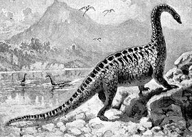 Dinosaurus Fossiili
