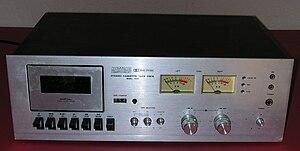 Amstrad - Amstrad 7070 tape deck