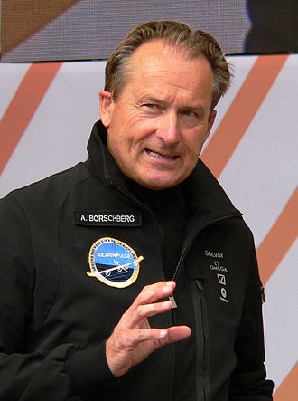 André Borschberg - Borschberg in 2011