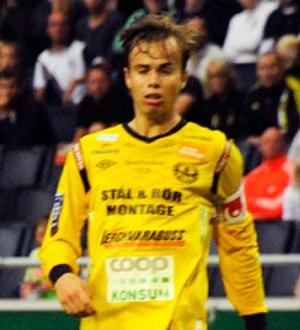 Andreas Blomqvist (footballer) - Image: Andreas Blomqvist