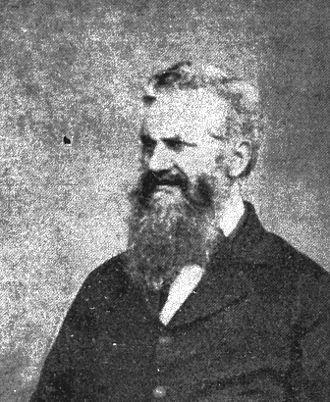 Andrew Scott Waugh - Waugh around 1861
