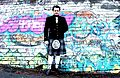 Andy Miah. Yes, in a kilt (646235386).jpg